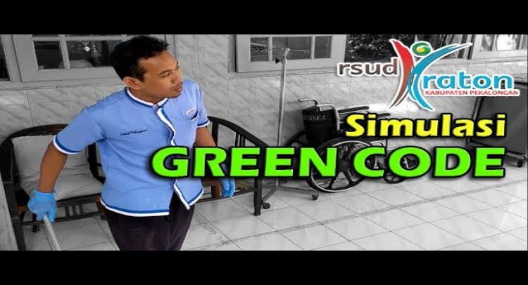 simulasi-green-code-rsud-kraton-kabupaten-pekalongan